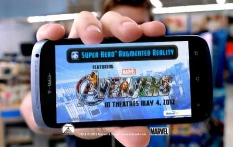 Marvel Avengers – Süper Kahramanların Arttırılmış Gerçeklik Oyunu