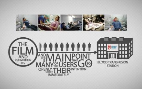 Torrent Your Blood: Torrent Yöntemiyle Kan Bağışı Kampanyası