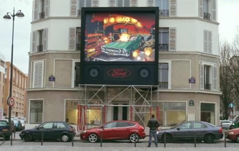 Ford – Pinball Park