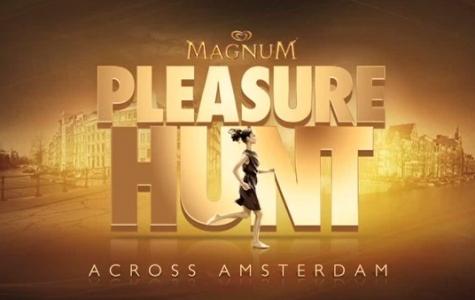 Magnum Pleasure Hunt'ın Arttırılmış Gerçeklik Oyunu