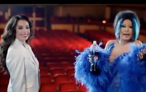 Bülent Ersoy ve Azra Akın'lı Pepsi Reklamı