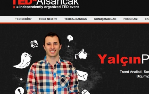 Bigumigu TEDxAlsancak'ta Konuşuyor