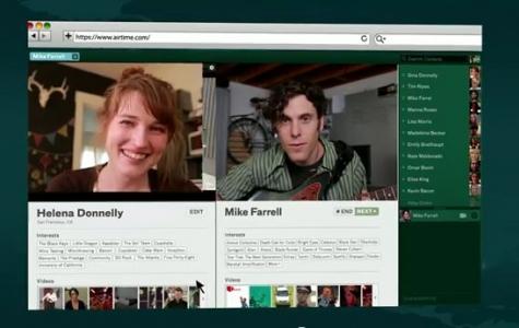 Airtime – Canlı Video Sohbet Servisi
