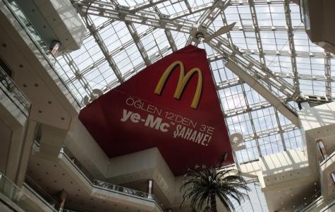 McDonald's Cevahir AVM Özel Uygulamaları