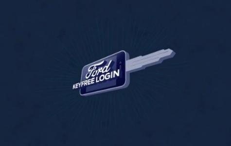 Ford 'Key Free Login' Uygulaması ile Sosyal Ağlara Anında Giriş!