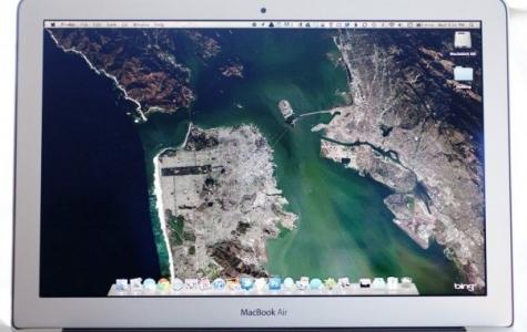 Olduğunuz Yerin Uydu Görüntüsü Mac'inize Duvar Kağıdı Oluyor