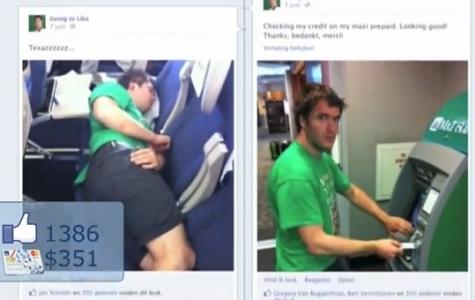 AXA Seyahate Çıkardığı Gence Facebook'ta Her Like Başına 1$ Kart Hibesi Verdi