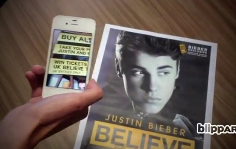 Justin Bieber Fanlarına Albüm Kapağında Artırılmış Gerçeklik Sürprizi!