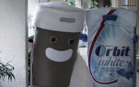 Orbit White'tan Gerilla Aktivite
