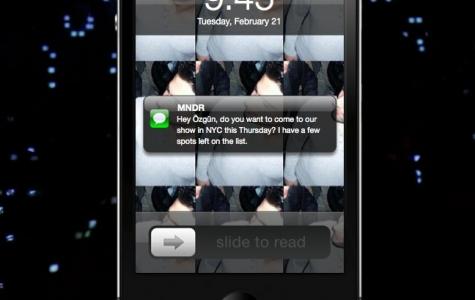 MNDR C.L.U.B – iPhone Görseli İçinde Kendi İnteraktif Video Klibinizi Yaratın