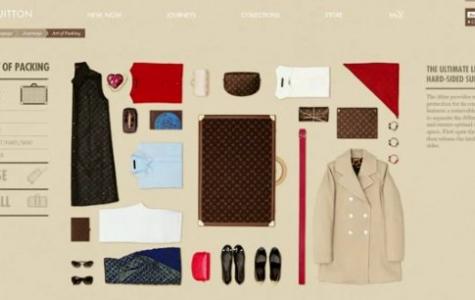 Louis Vuitton'dan Valiz Toplama Sanatı
