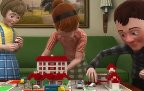 LEGO'nun kısa hikayesi