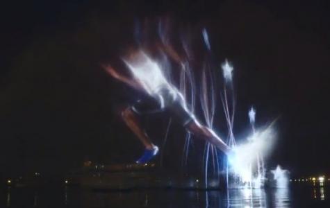 Gillette'in Hologramlı Olimpiyat Kutlaması