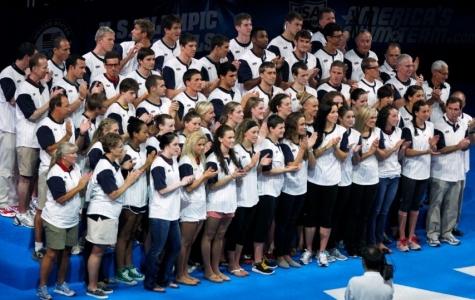 ABD Yüzme Takımından yeni klip