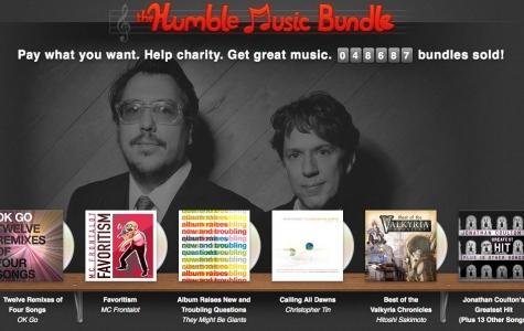 The Humble Bundle – Ne Kadar İstersen O Kadar Öde/Bağışta Bulun Platformu