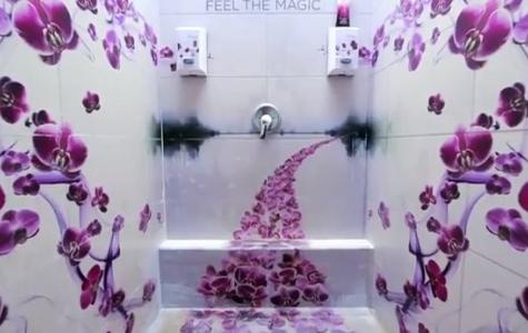 Lux'ten Sihirli Duş Odaları