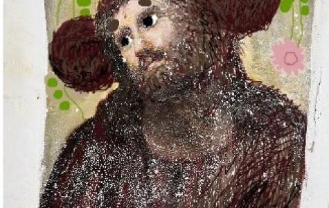 İsa Resmi Restore Etmece