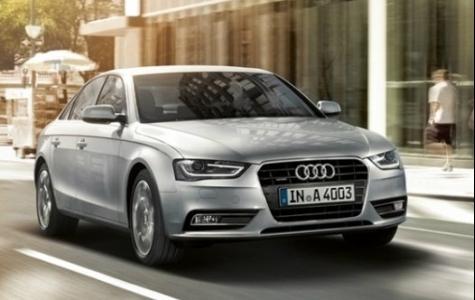 Takipçiyi Kazanan Audi'yi Kapar!
