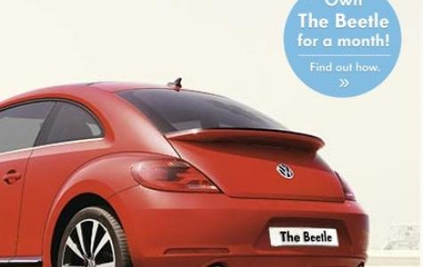 Hikayeni Paylaş, VW Beetle'la Gez