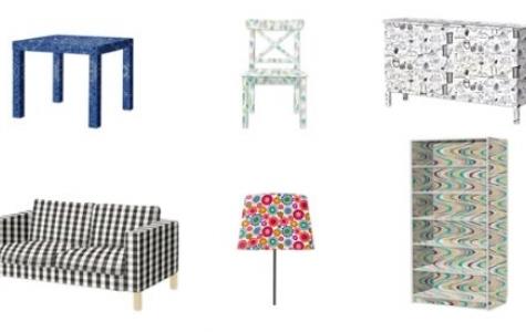 IKEA – Kişiselleştirilebilir Mobilyalar