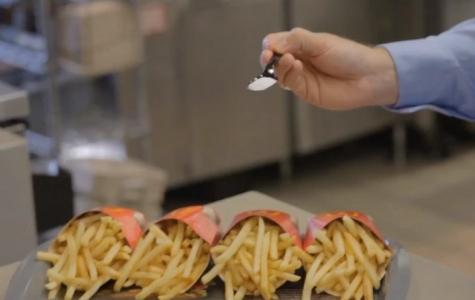 McDonald's Patates Kızartmaları Nasıl Yapılıyor