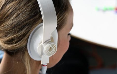 3D Baskı Kulaklıklar