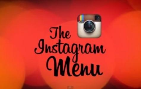 Instagram Menü