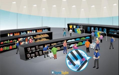 Tüketicileri Led Işıkla Takip Edebilen Mağazalar Geliyor