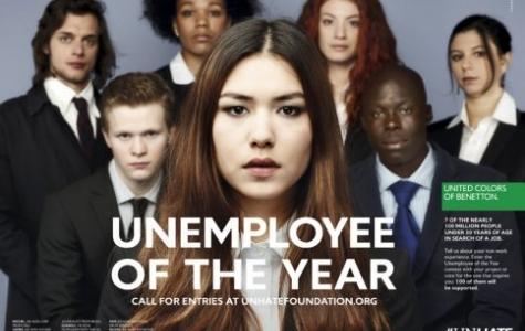 Benetton'un Genç İşsizler Kampanyası