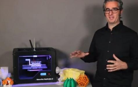 MakerBot'un yeni kişisel 3D yazıcısı