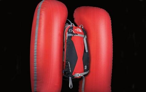 North Face'in havayastıklı spor giyim ürünleri
