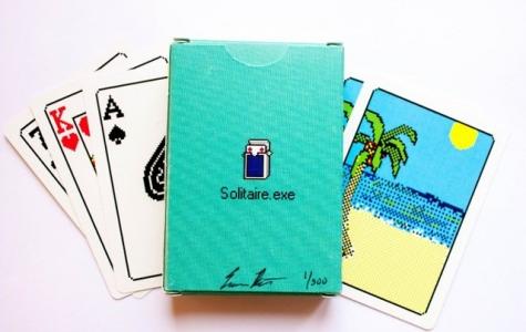 Nostaljik Bir Kart Destesi: Solitaire.exe