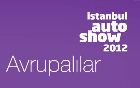 İstanbul Autoshow 2012 Bölüm 2: Avrupalılar
