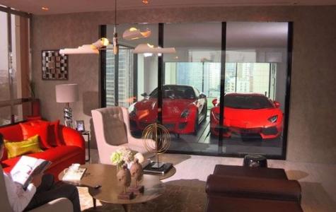 Salonunuzda bir tablo yerine otomobilinizi sergilemeye ne dersiniz?