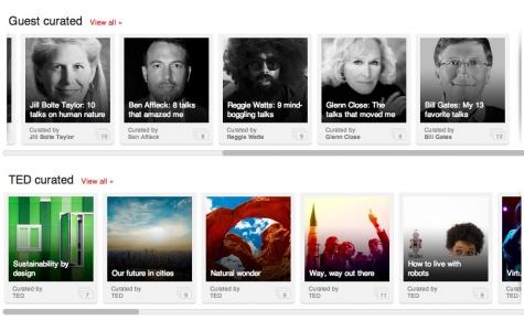 TED, 1 milyarıncı video gösterimini TED Playlists ile kutluyor!
