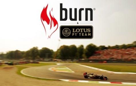 Coca-Cola, Burn'le Formula 1'e Geliyor