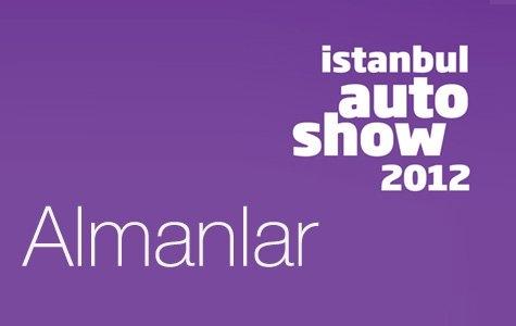 İstanbul Autoshow 2012 Bölüm 4: Almanlar