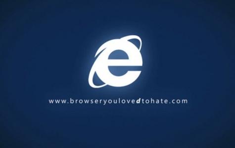 İnternet Explorer'dan Mesaj Var: Sevin Beni!