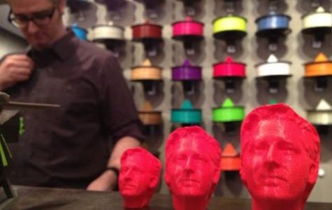 Fotoğrafınızı 3 Boyutlu Portre Olarak Alın: Makerbot 3B Fotoğraf Kabini
