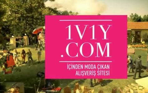 1V1Y.COM'un 1.Yıl Kutlama Reklamı: Private Party