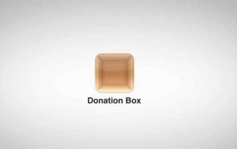 Apple'ın Bağış Kutusu
