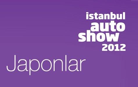 İstanbul Autoshow 2012 Bölüm 1: Japonlar!