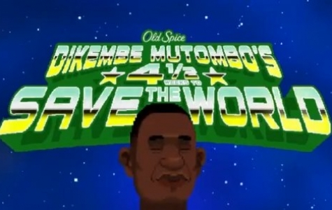 Old Spice Erkeği Dikembe Mutombo Dünyayı Kurtarıyor