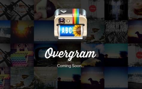 Overgram: Instagram Fotoğraflarınıza Tipografi Desteği