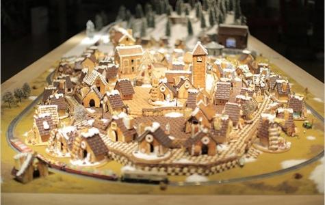 MUJI'den Noel İçin Lezzetli Bir Minyatür Köy
