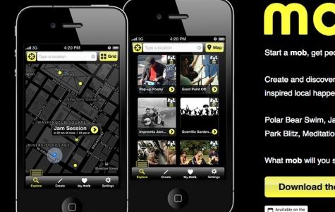 Alternatif Yollarla Sosyalleşmeyi Teşvik Eden iPhone Uygulaması