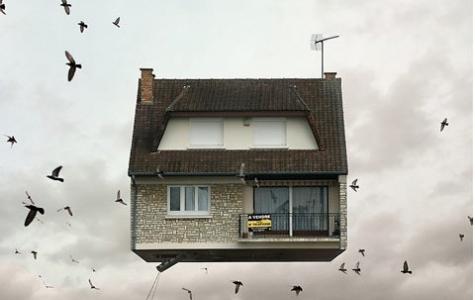 Laurent Chehere: Uçan Evler