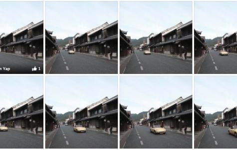 Facebook Fotoğraf Albümü ile Stop-Motion Film