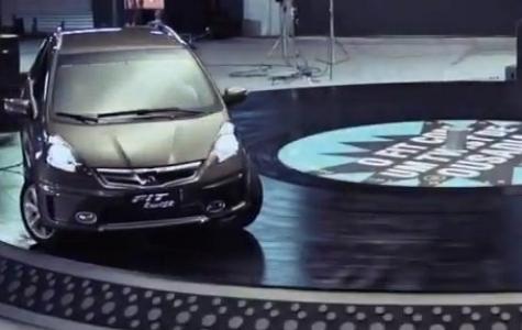 Honda Jazz ile Elektronik Müzik: Overdrive