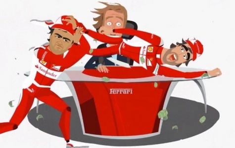 Ferrari'den 10 Milyon Facebook Fan'ına Teşekkür!